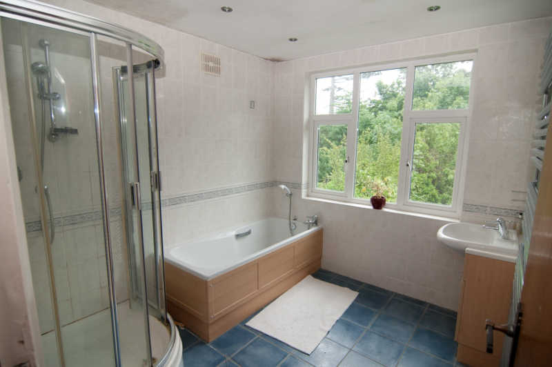Bathroom Installations Ensuite, Stanmore - Before