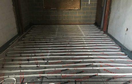 Underfloor Heating, Waltham Abbey