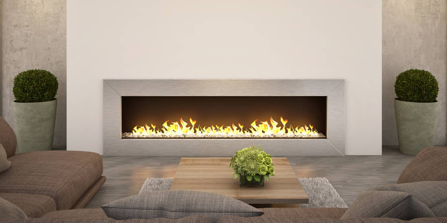 Gas Fireplaces in Essex