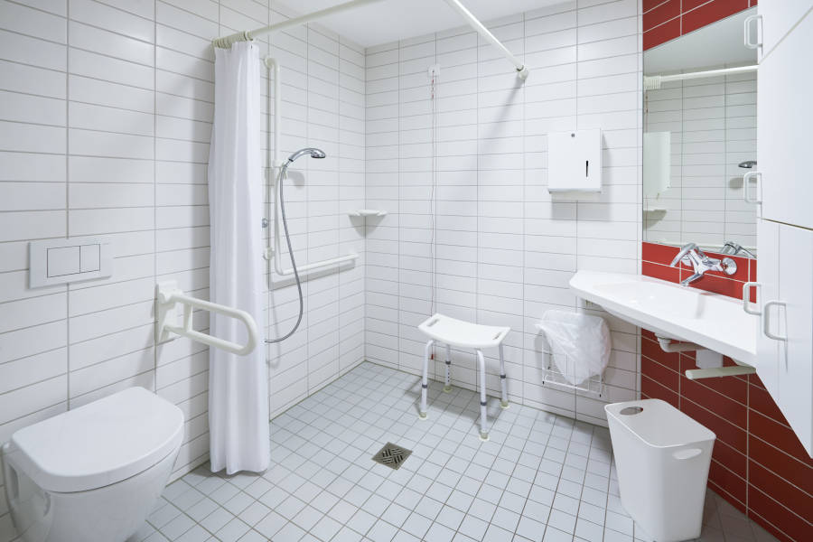 Wet Room - Bathroom